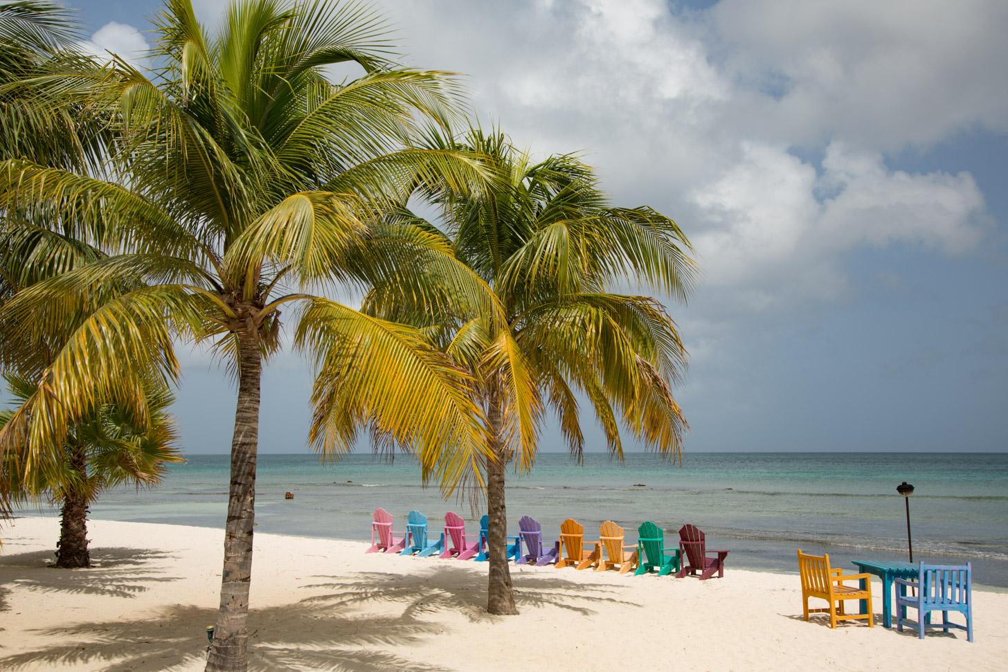 Palm Beach: een heerlijk strand op Aruba