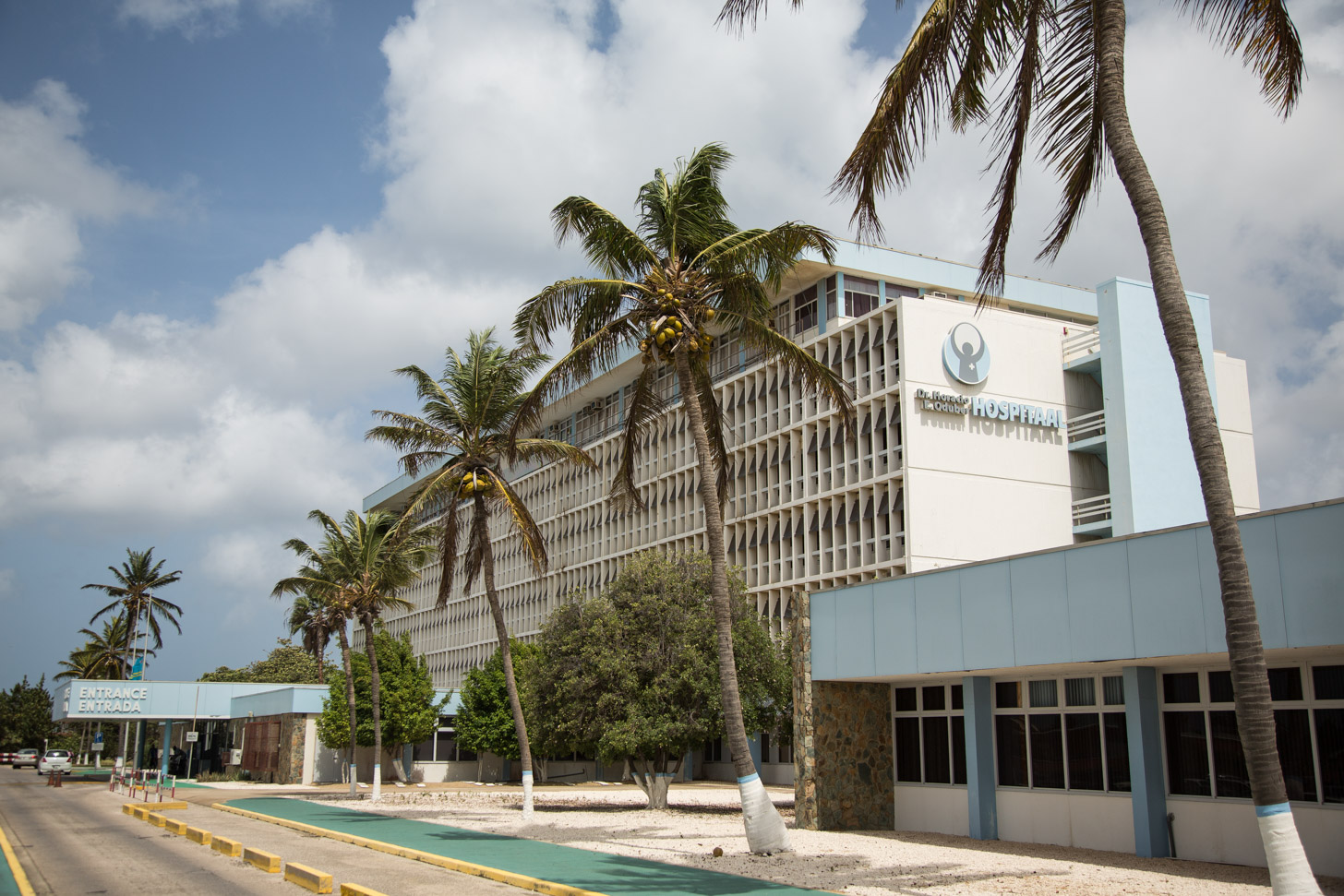 Het ziekenhuis van Aruba