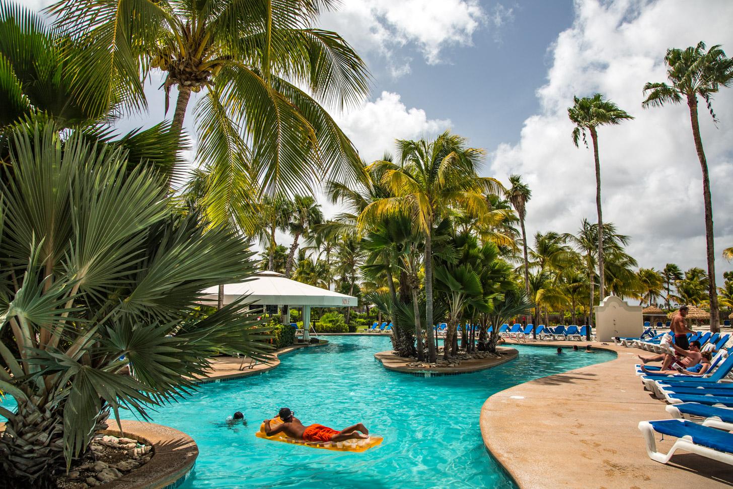Op Aruba zijn heel veel leuke hotels te vinden waar je een prima vakantie kunt vieren!